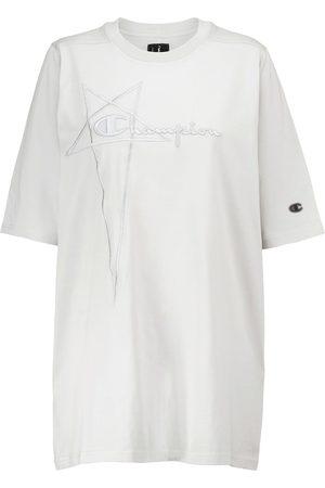 Rick Owens X Champion® camiseta de punto fino