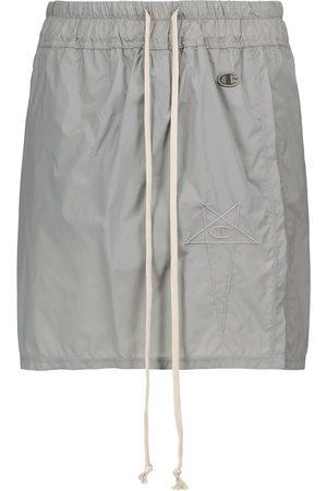 Rick Owens X Champion® falda pantalón