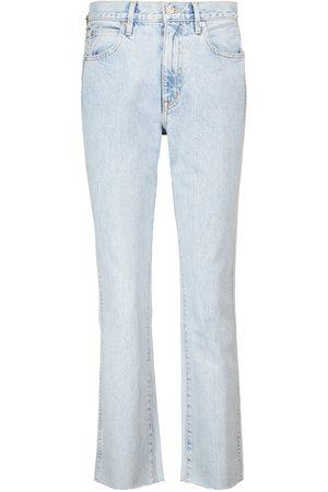 SLVRLAKE Jeans rectos Hero de tiro medio