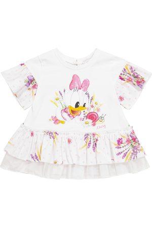 MONNALISA Bebé – x Disney® camiseta de algodón