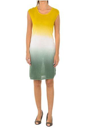 Desigual Vestido Vestido sin mangas para mujer