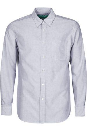 Benetton Camisa manga larga MIOT para hombre