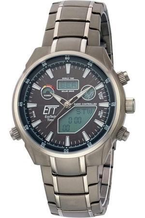 ETT Eco Tech Time Reloj analógico EGT-11339-60M, Quartz, 40mm, 10ATM para hombre