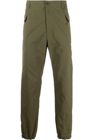 Helmut Lang Pantalones slim de talle alto
