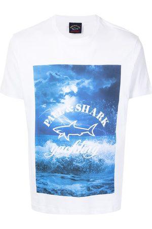 Paul & Shark Camiseta con estampado gráfico