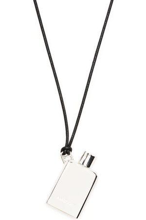 AMBUSH Collar con colgante de perfume