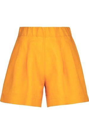 ASCENO Shorts The Zurich de lino