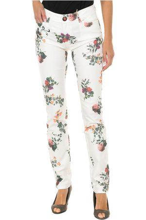 Desigual Pantalón chino Pantalones largos para mujer