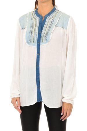 Desigual Blusa Blusa manga larga para mujer