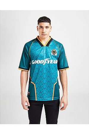 Score Draw Wolverhampton Wanderers FC '96 Away Retro Shirt