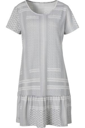 s.Oliver Mujer Pijamas - Camiseta de noche 'Pali' / claro
