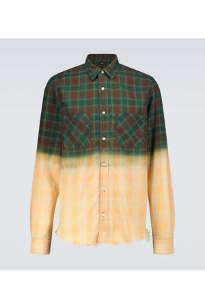 AMIRI Camisa de franela
