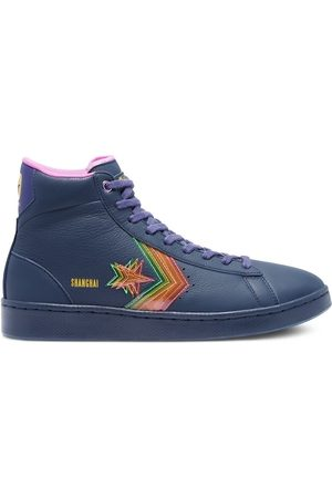 Converse Deportivas Moda Heart Of The City Pro Leather High Top para mujer