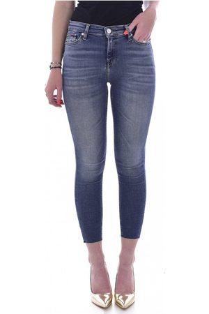 Tommy Hilfiger Pantalón pitillo Jeans DW0DW09468 Nora - Mujer para mujer