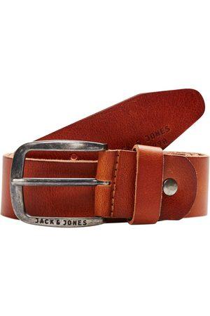 Jack & Jones Hombre Cinturones - PIEL CINTURÓN