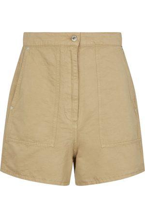 Loewe Paula's Ibiza shorts lino y algodón