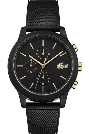 Lacoste Reloj analógico 2011012, Quartz, 44mm, 5ATM para hombre