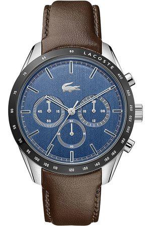 Lacoste Reloj analógico 2011093, Quartz, 42mm, 5ATM para hombre