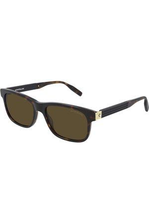 Mont Blanc Hombre Gafas de sol - Gafas de Sol MB0163S 002