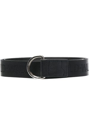 A-cold-wall* Hombre Cinturones - Cinturón con banda con logo