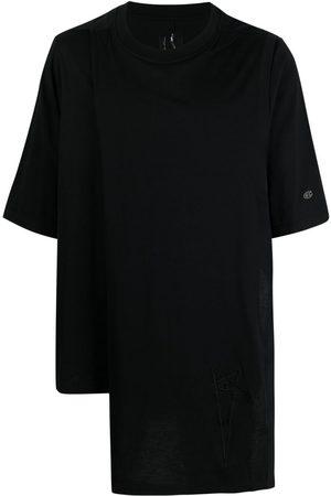 Rick Owens X Champion Camiseta asimétrica de manga corta