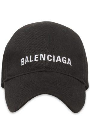 Balenciaga Gorra con logo bordado