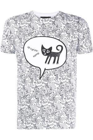 10 CORSO COMO Camiseta con estampado gráfico