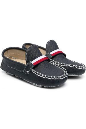 Babywalker Niño Calzado formal - Grained leather moccasins