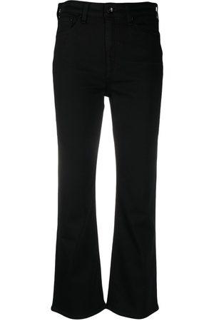 RAG&BONE Mujer Cintura alta - Vaqueros skinny capri