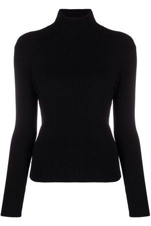 Saint Laurent Mujer Cuello alto - Jersey con cuello vuelto