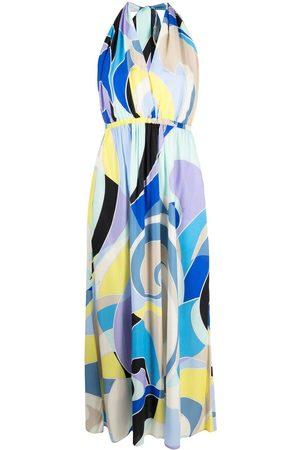 Emilio Pucci Mujer Estampados - Vestido con estampado Quirimbas