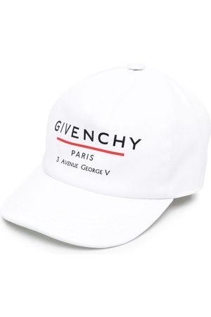 Givenchy Niño Gorras - Gorra con logo estampado