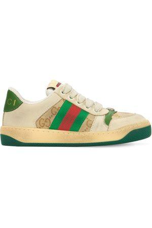 Gucci Niña Zapatillas deportivas - | Niña Sneakers De Lona Con Tribanda 33