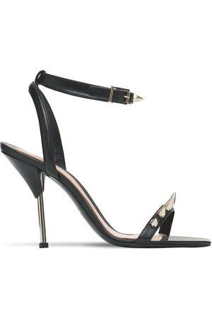 Alexander McQueen Mujer Sandalias - | Mujer Sandalias De Piel 90mm 39.5