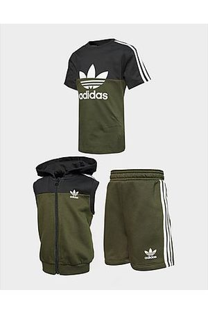 adidas Sliced 3-Piece Set Infant