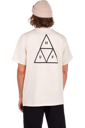 Huf Essentials TT T-Shirt marrón