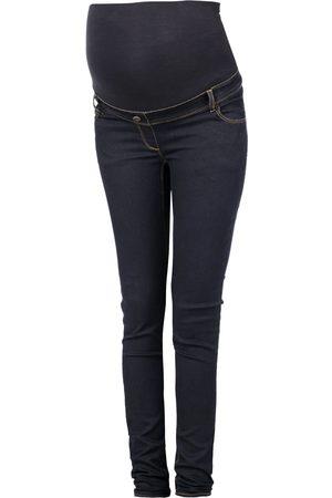Love2wait Mujer Cintura alta - Vaquero 'Sophia' cobalto