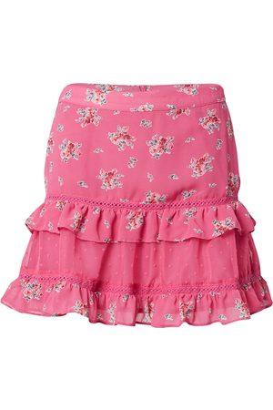 Glamorous Mujer Minifaldas - Falda / pastel / /