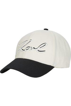 Karl Lagerfeld Gorra NEW SIGNATURE CAP para mujer