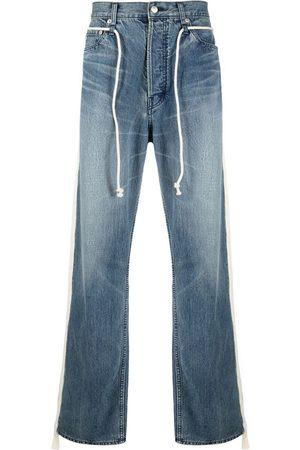 AMBUSH Pantalones con cordón y aplique de raya