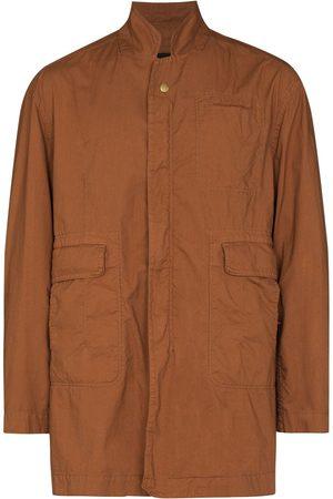 UNDERCOVER Patch pocket shirt jacket