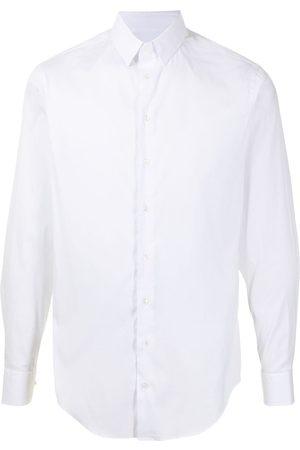 Armani Hombre Manga larga - Camisa con botones de manga larga