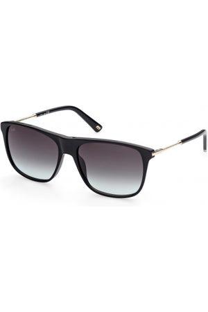 Web Hombre Gafas de sol - WE0310 01P Shiny Black