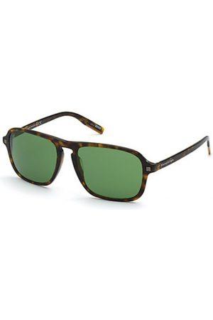 Ermenegildo Zegna Hombre Gafas de sol - EZ0170 52N Dark Havana