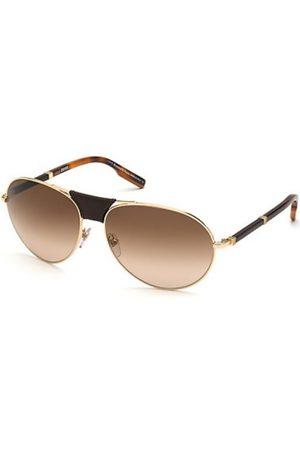 Ermenegildo Zegna Hombre Gafas de sol - EZ0177 32F Gold