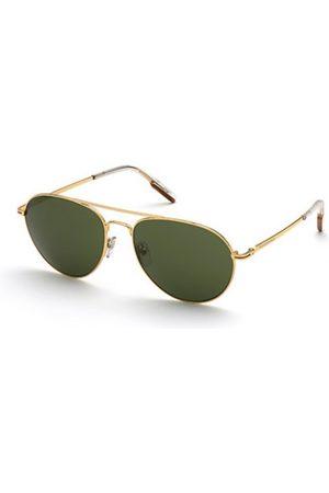 Ermenegildo Zegna Hombre Gafas de sol - EZ0175 30N Shiny Deep Gold