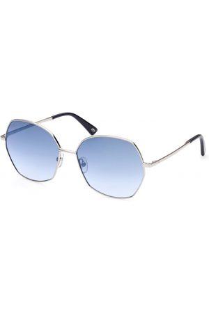 Web Mujer Gafas de sol - WE0320 16X Shiny Palladium