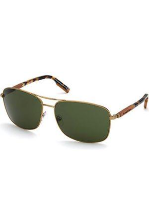 Ermenegildo Zegna Hombre Gafas de sol - EZ0176 34N Shiny Light Bronze