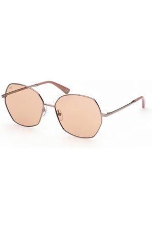 Web Mujer Gafas de sol - WE0320 34E Shiny Light Bronze