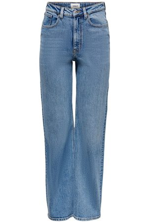 ONLY Mujer Cintura alta - ONLJUICY LIFE ANCHO JEANS DE TALLE ALTO